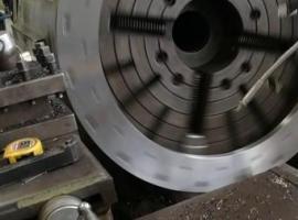 不锈钢大法兰加工