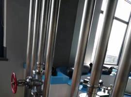 河南省高级人民法院旧楼改造——薄壁不锈钢卡压水管工程