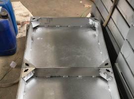 不锈钢双芯隐形井盖