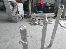 郑州不锈钢立柱 栏杆护栏立柱厂家