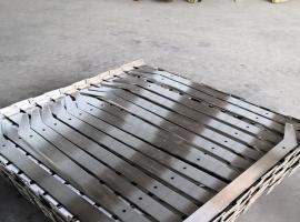 郑州不锈钢玻璃护栏立柱